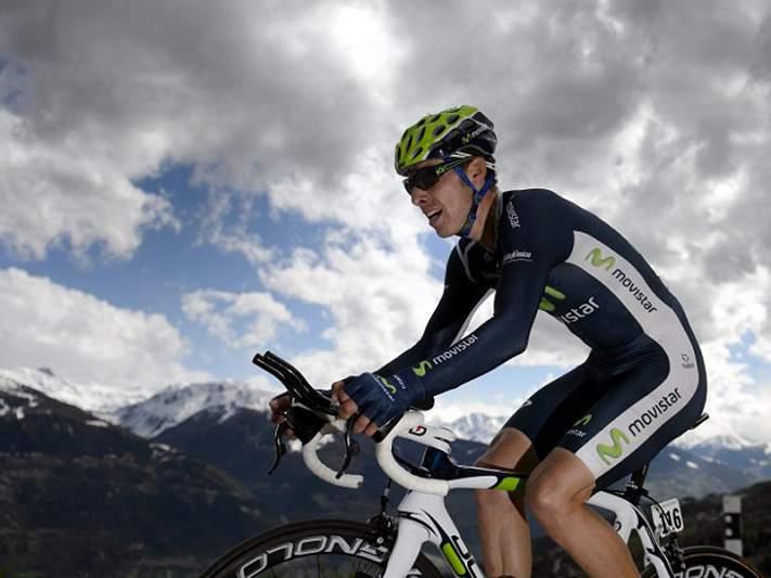Ciclista Rui Costa termina em 69º lugar