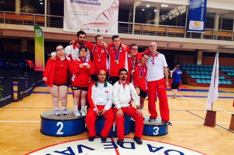 Portugal termina com cinco medalhas