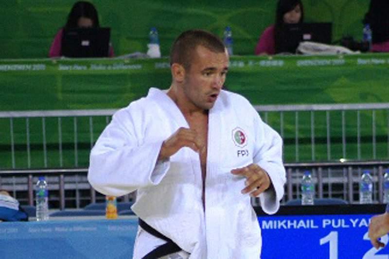 Sergiu Oleinic termina Grand Prix de Miami no quinto lugar em -66kg