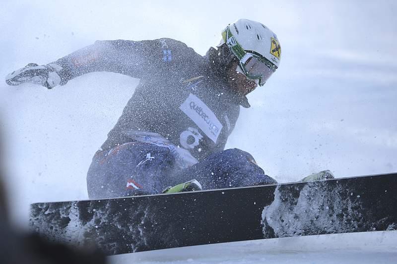 Italianos dominam Snowboard Urban Festival na Covilhã