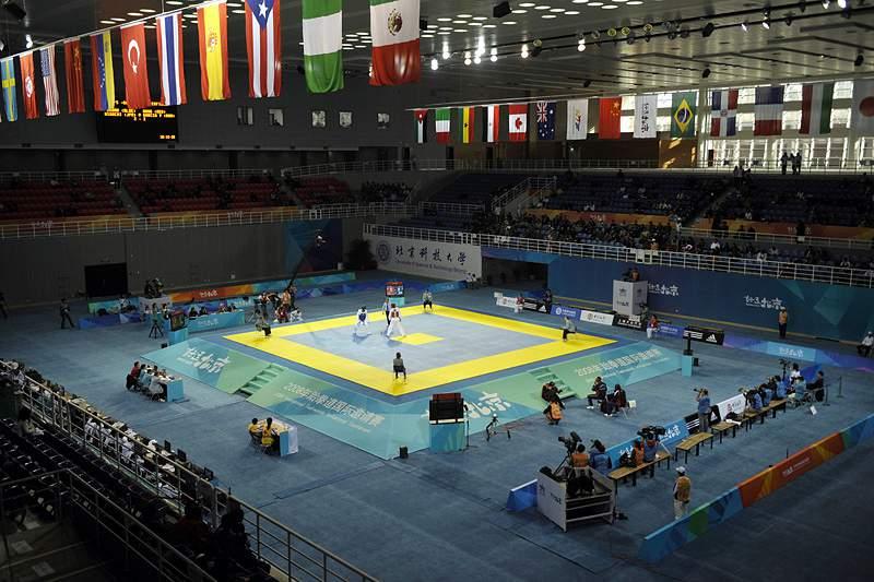 Mário Silva conquista bronze nos Europeus de taekwondo