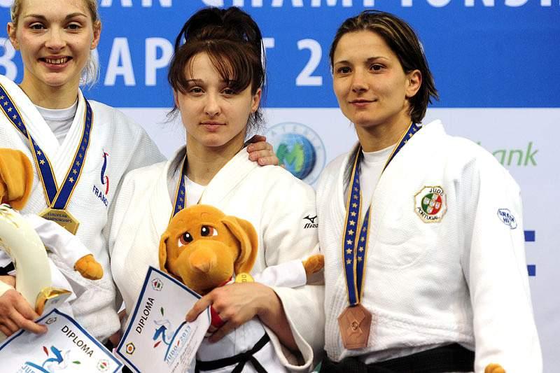 Telma Monteiro perde ao segundo combate nos Europeus