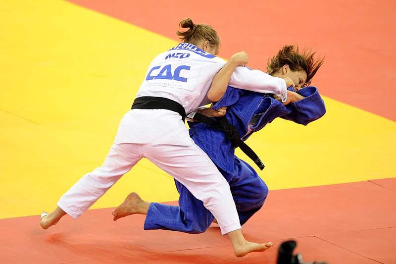 Telma Monteiro conquista bronze em Abu Dhabi