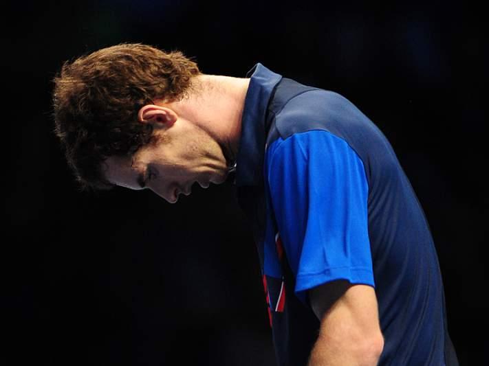 Andy Murray fora do Masters de Londres
