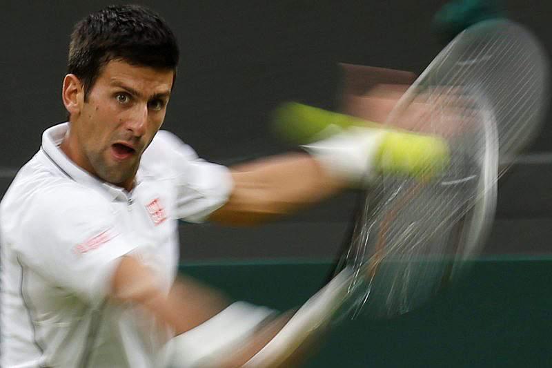 Djokovic apurado para a terceira ronda