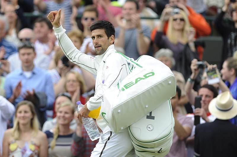 Djokovic e Del Potro defrontam-se nas meias-finais