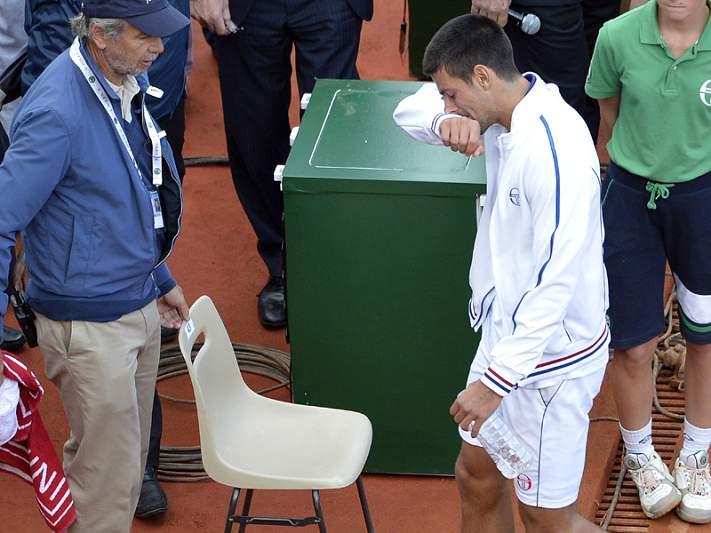 Djokovic reforça liderança