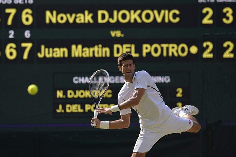 Djokovic já está na final