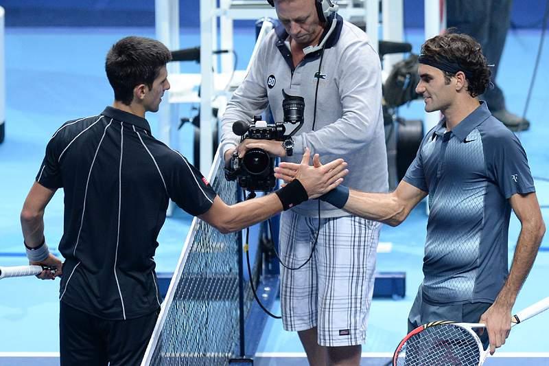Djokovic e Federer na final do torneio de Indian Wells