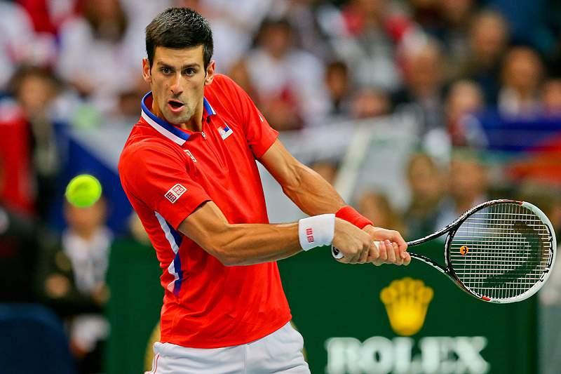 Sérvia e República Checa decidem Taça Davis