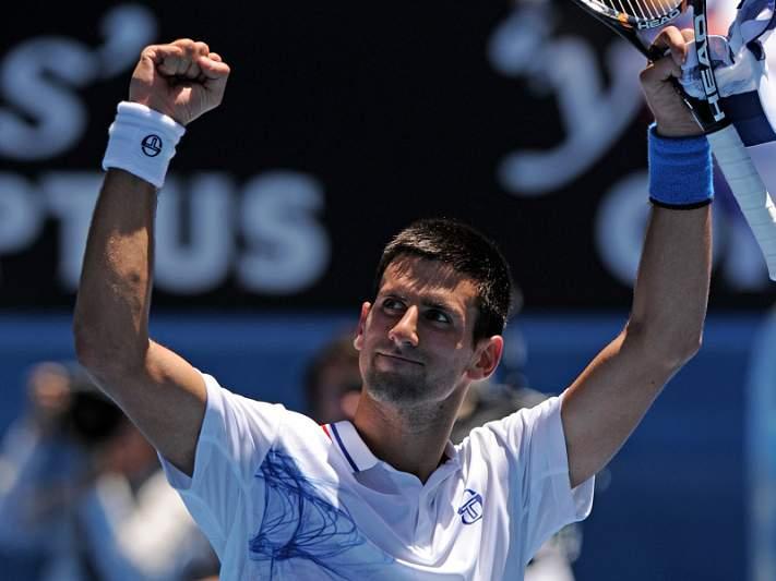 Djokovic entra a vencer