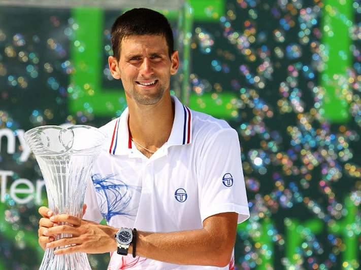 Djokovic vence Masters de Miami
