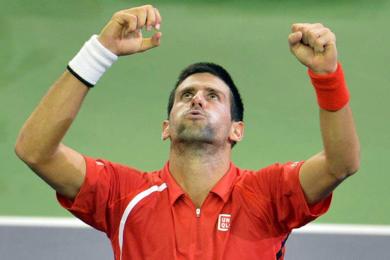 Djokovic vence Murray na final do Masters de Shangai