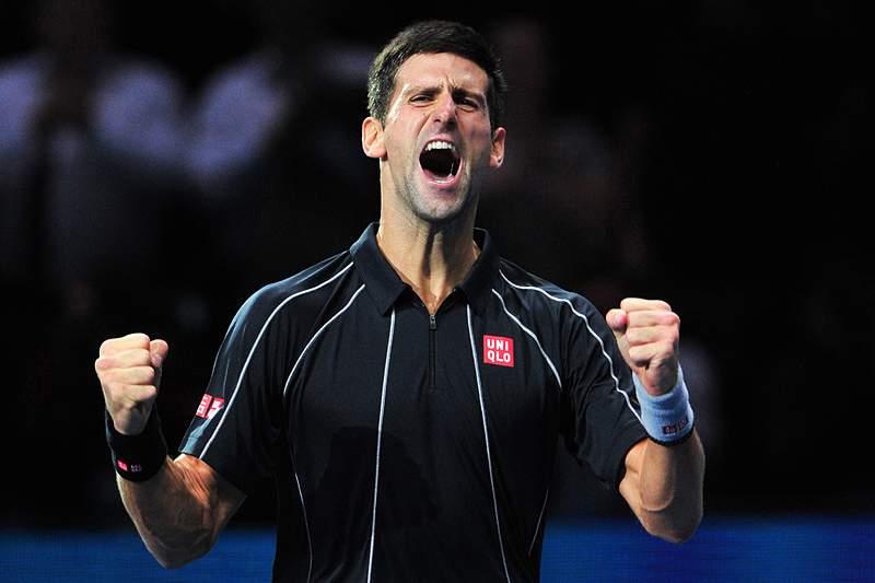 Djokovic contra Ferrer na final do torneio de exibição de Abu Dabi