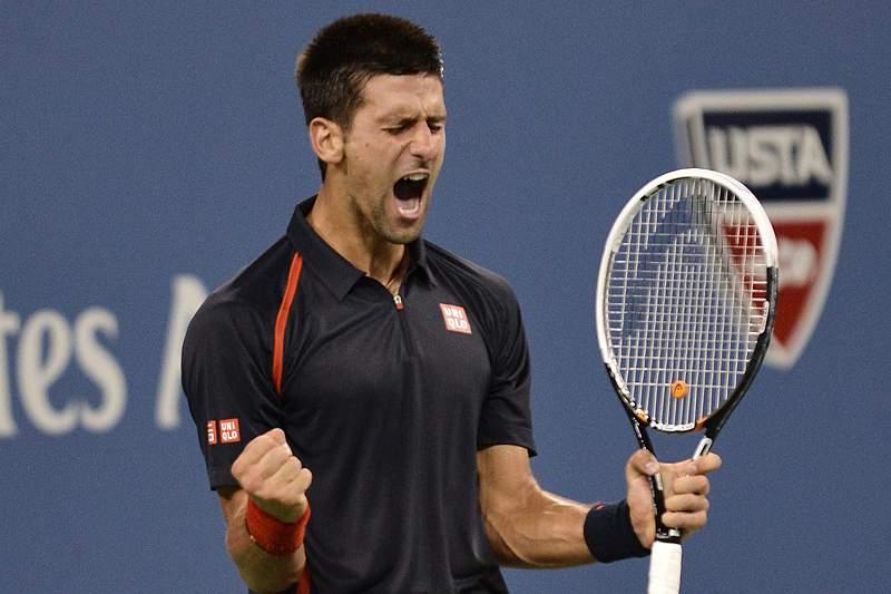 Djokovic brilha até às meias-finais
