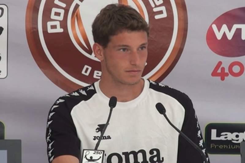 Pablo Carreno-Busta ficou orgulhoso por ser chamado a uma conferência de imprensa