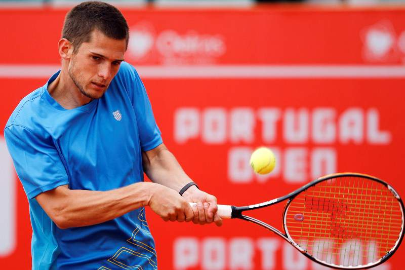 """Vento, o """"velho inimigo"""" dos tenistas portugueses"""