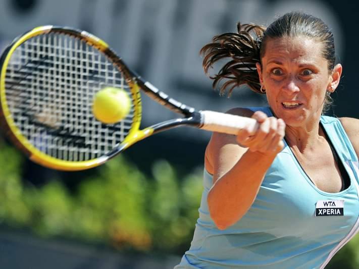 Roberta Vinci conquistou primeiro título da época