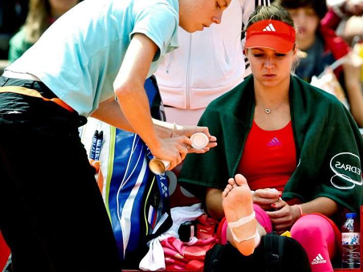 Maria Kirilenko acaba 'jejum' de quatro anos