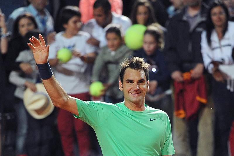 Federer e Nadal enfrentam-se na final