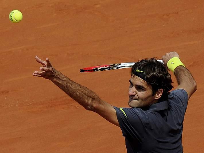 Novo recorde para Federer