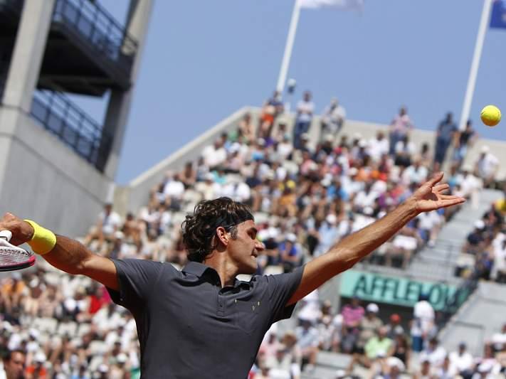Federer e Djokovic na final de Cincinnati