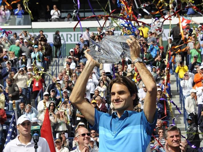 O melhor Federer está de volta