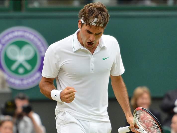 Federer conquista prova pela sétima vez