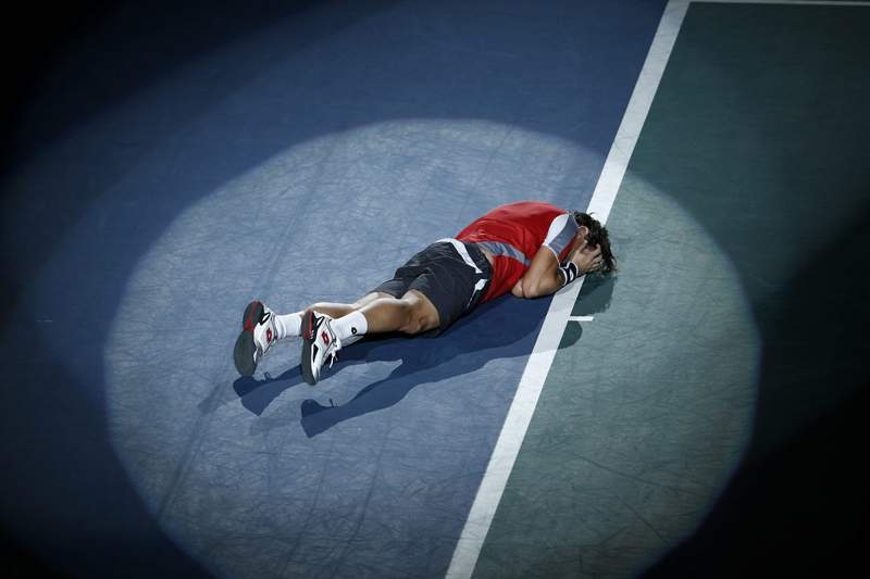 David Ferrer abdica do Masters de Monte Carlo