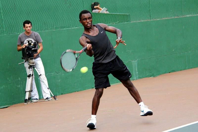 Jossefa Simão é o novo rei do ténis moçambicano