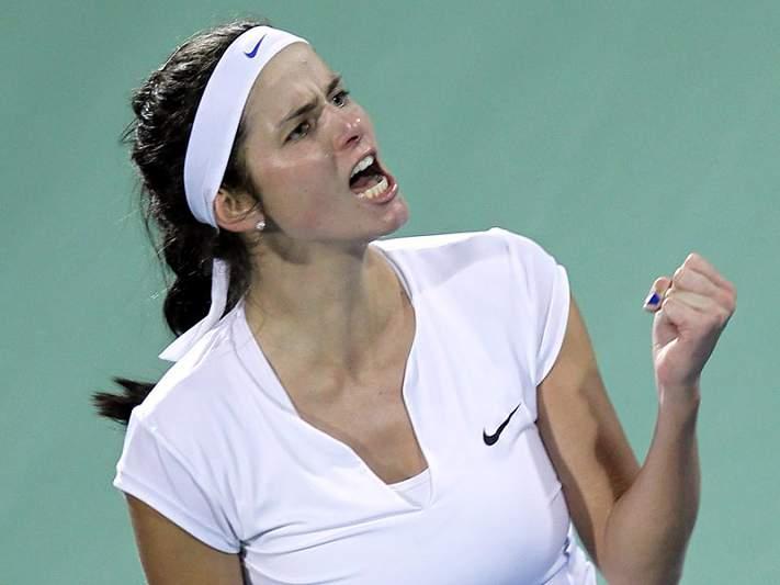 Goerges impede Wozniacki de defender o título