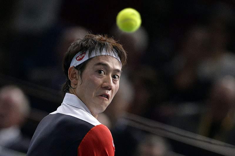 Estrela japonesa contrata Michael Chang para conselheiro técnico