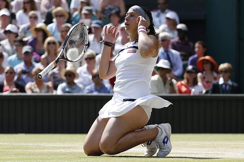Bartoli vence pela primeira vez um Grand Slam