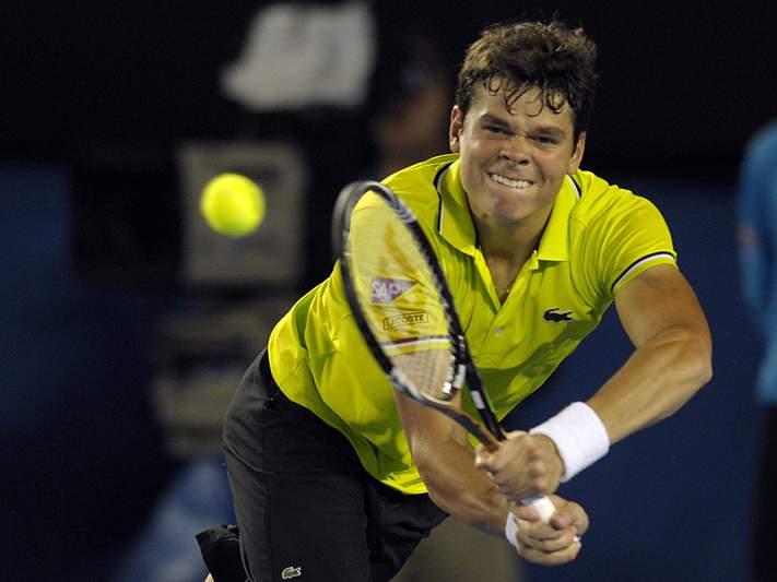 Milos Raonic conquista torneio de Banguecoque