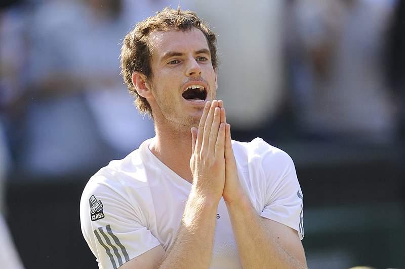 Andy Murray falha Masters Cup por lesão