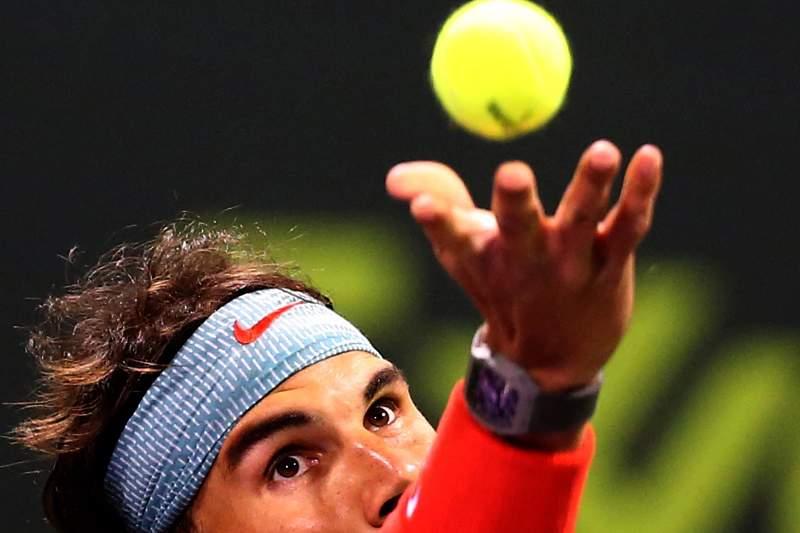 Nadal, Federer, del Potro e Murray seguem em frente