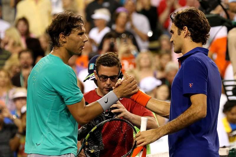 Nadal vai enfrentar Federer nos quartos-de-final do torneio de Cincinnati