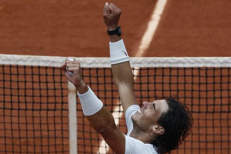 Nadal vence pela oitava vez em Roland Garros