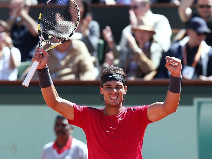 Nadal tenta fazer história, Serena quer o segundo troféu em Paris