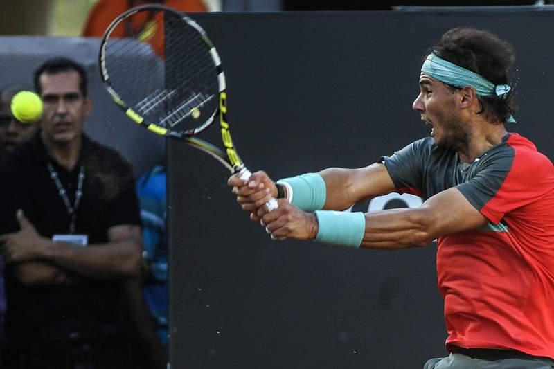 Rafael Nadal vence Open do Rio