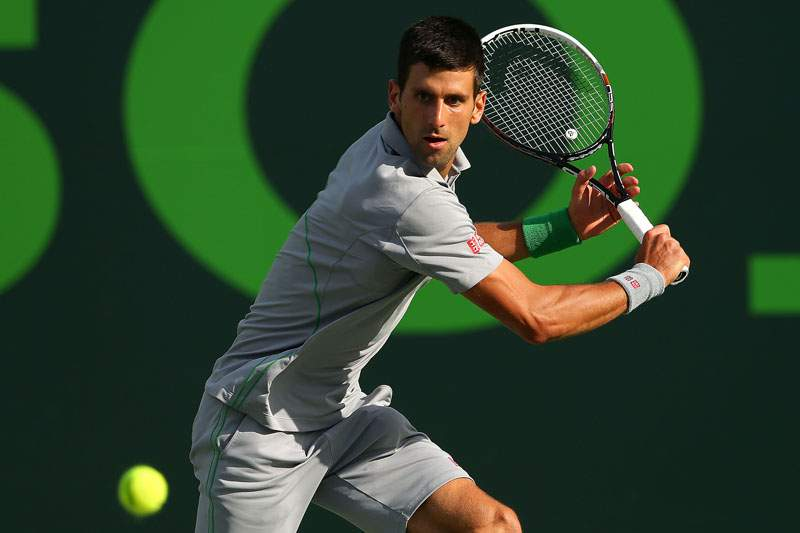 Djokovic bate Murray e segue para as