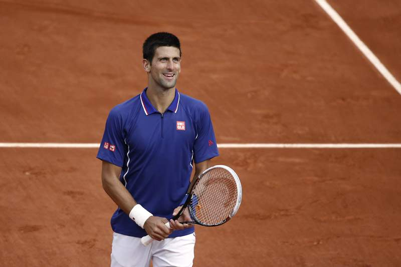 Djokovic apurado para os quartos de final