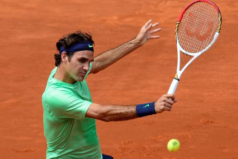 Roger Federer não vai conseguir assim defender o título conquistado em 2012