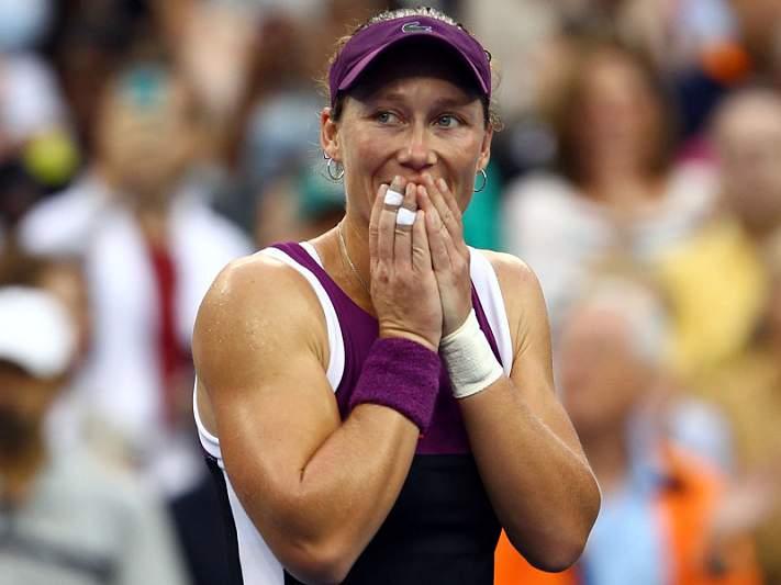 Samantha vence Serena na final