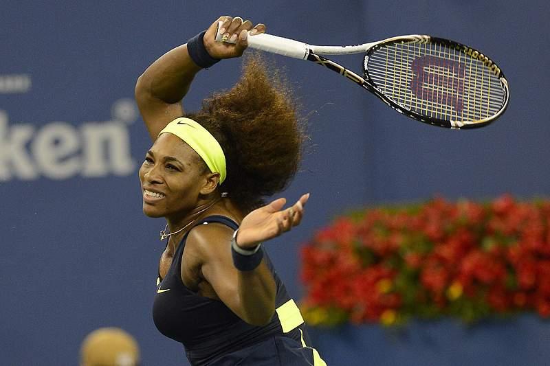 Serena Williams afastada das meias-finais