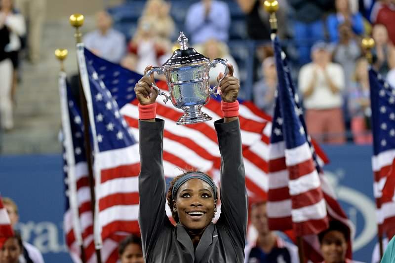 Serena Williams é a tenista do ano pela quinta vez