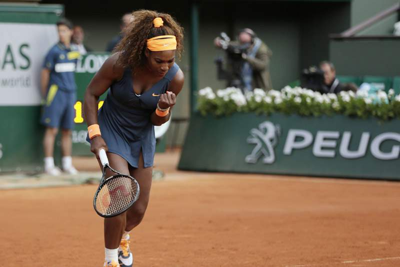 Serena Williams vence torneio de Bastad
