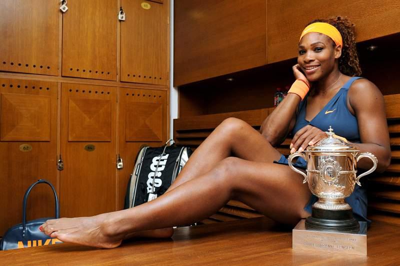 Serena deseja retirar-se no auge, mas ainda ambiciona títulos
