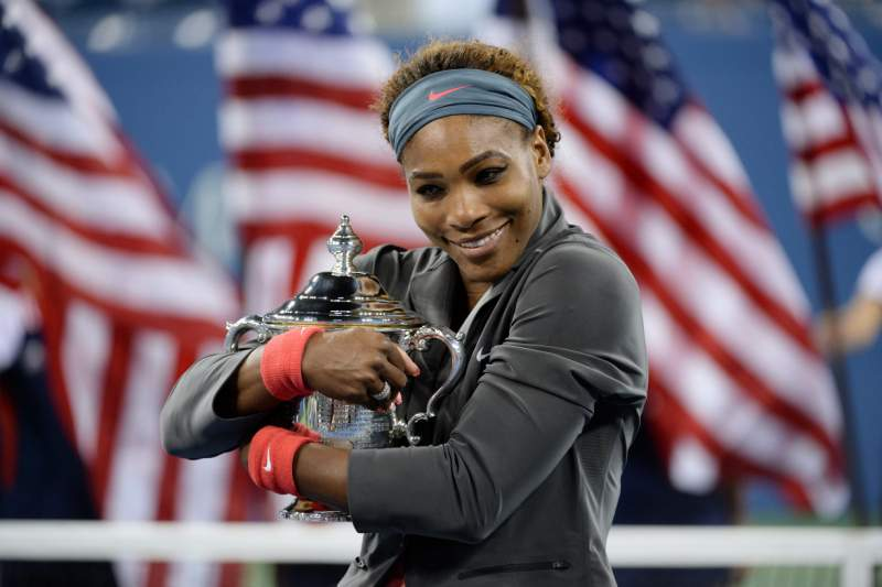 Serena Williams estabelece metas de desempenho para cada jogo