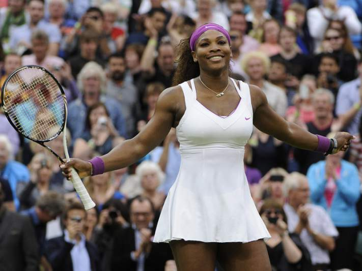 Serena Williams reconquista título